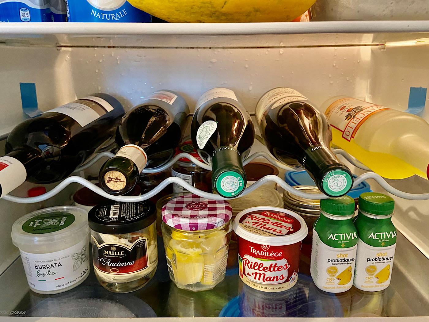 スイスの冷蔵庫